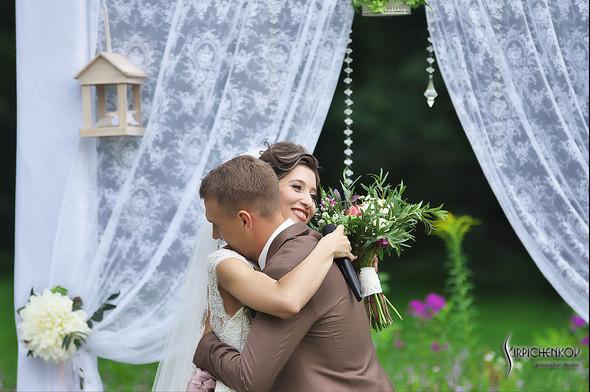 Свадебные фото в яблочном саду, г. Чернигов - фото №55