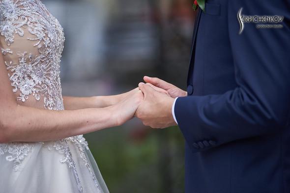 Свадьба на природе возле частного дома с выездной церемонией - фото №22
