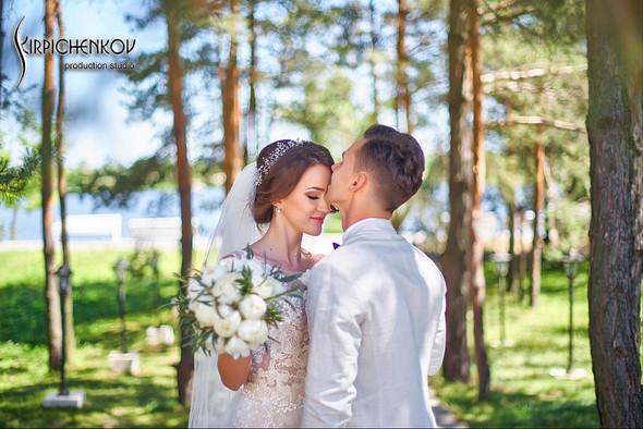 Свадебные фото на территории Соби Клаб, выездная церемония - фото №56