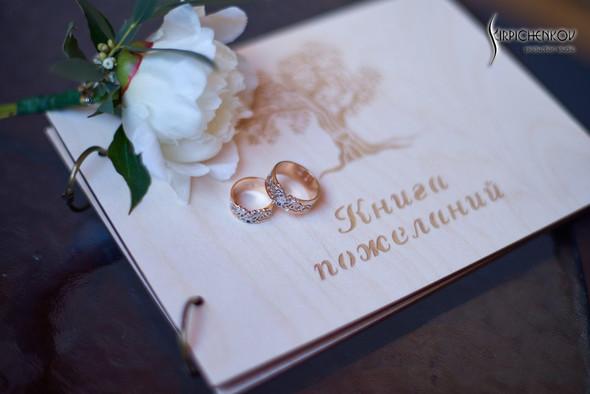 Свадебные фото на территории Соби Клаб, выездная церемония - фото №6