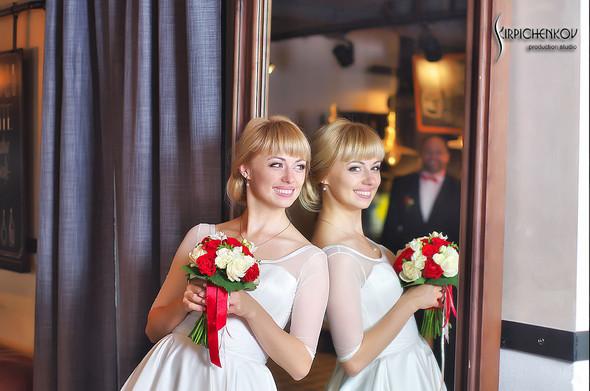 Свадебные фото на море в Одессе, фото в Оперном театре и на маковом поле - фото №98