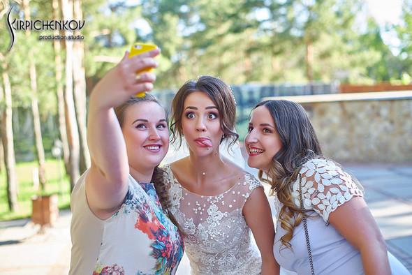 Свадебные фото на территории Соби Клаб, выездная церемония - фото №86
