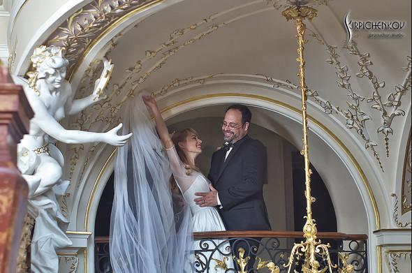 Свадебные фото на море в Одессе, фото в Оперном театре и на маковом поле - фото №79