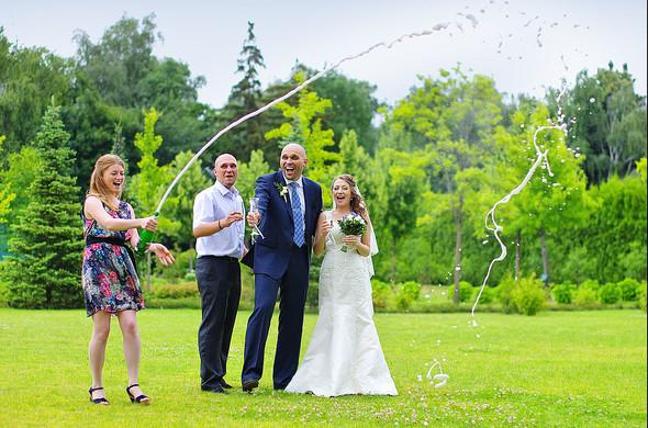 Свадебная фотосьемка в Межигорье - фото №30