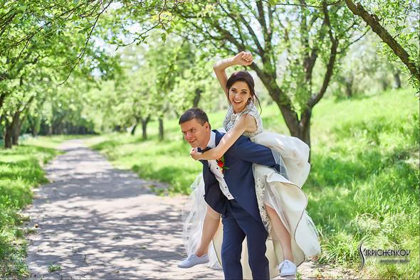 Свадьба на природе возле частного дома с выездной церемонией - фото №65