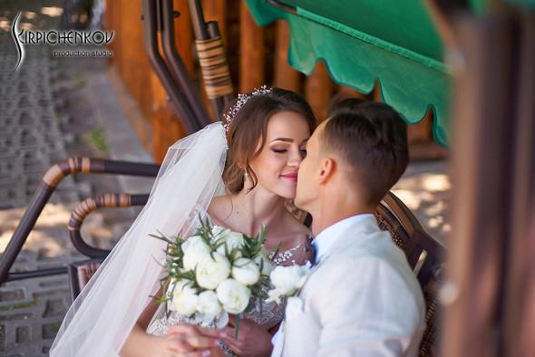 Свадебные фото на территории Соби Клаб, выездная церемония - фото №37