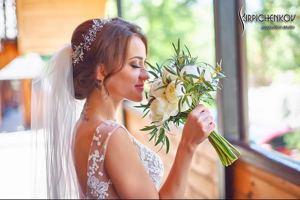 Свадебные фото на территории Соби Клаб, выездная церемония - фото №22