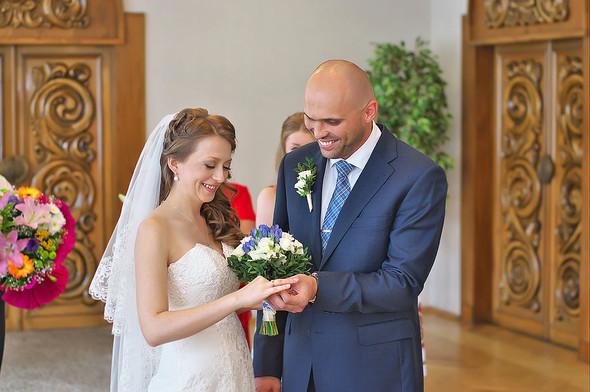 Свадебная фотосьемка в Межигорье - фото №50