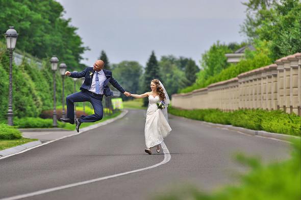 Свадебная фотосьемка в Межигорье - фото №24