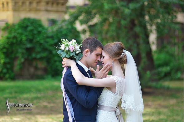 Свадебные фото в каньоне Буки и выездная церемония в ресторане Фортеця - фото №59