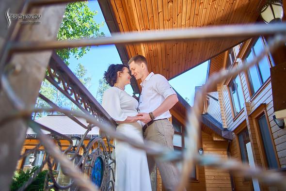 Свадебные фото в Сухолучье, Киевское море и сьемка в поле  - фото №35
