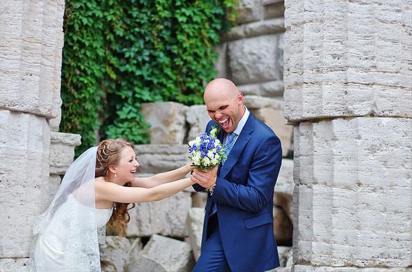 Свадебная фотосьемка в Межигорье - фото №42