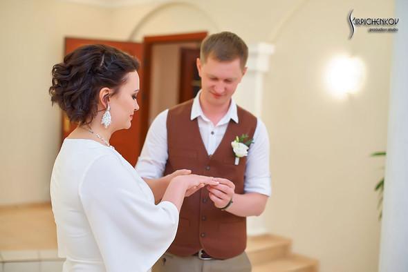 Свадебные фото в Сухолучье, Киевское море и сьемка в поле  - фото №55