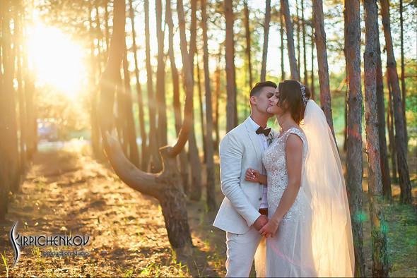 Свадебные фото на территории Соби Клаб, выездная церемония - фото №94