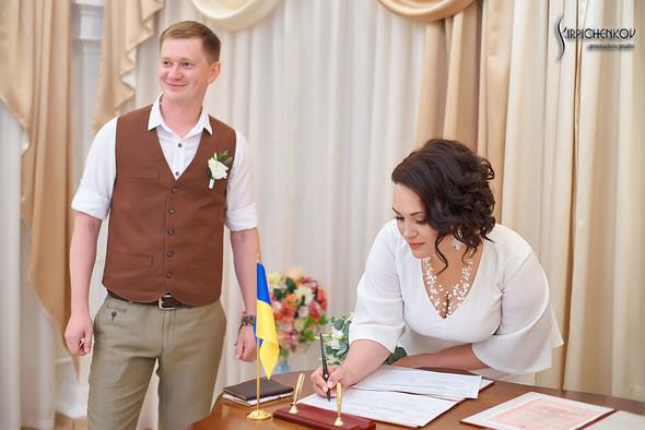 Свадебные фото в Сухолучье, Киевское море и сьемка в поле  - фото №60