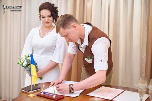 Свадебные фото в Сухолучье, Киевское море и сьемка в поле  - фото №58