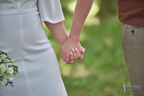 Свадебные фото в Сухолучье, Киевское море и сьемка в поле  - фото №48