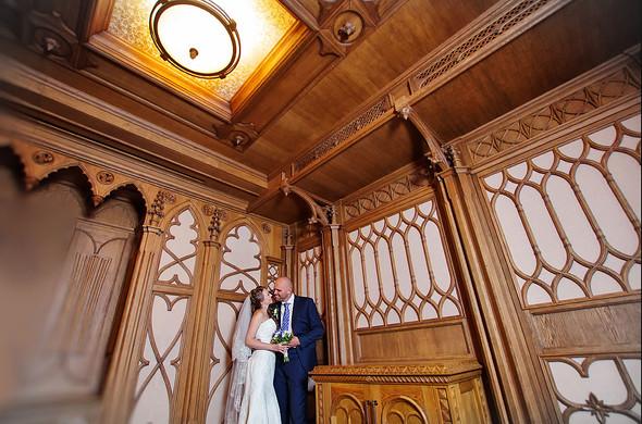 Свадебная фотосьемка в Межигорье - фото №19
