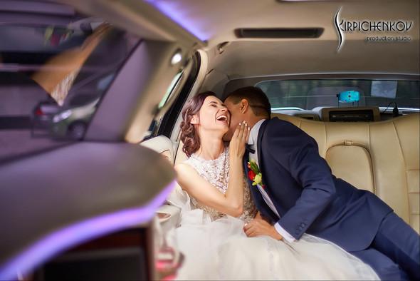 Свадьба на природе возле частного дома с выездной церемонией - фото №57