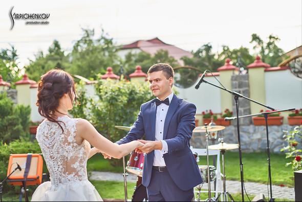 Свадьба на природе возле частного дома с выездной церемонией - фото №79