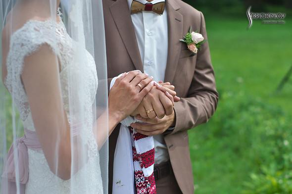 Свадебные фото в яблочном саду, г. Чернигов - фото №63