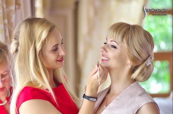 Свадебные фото на море в Одессе, фото в Оперном театре и на маковом поле - фото №5