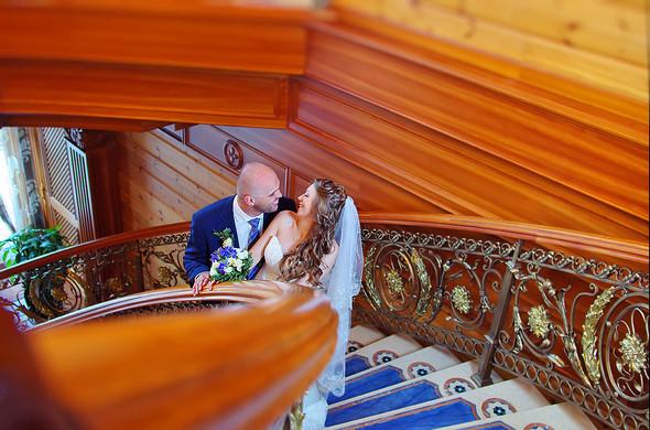 Свадебная фотосьемка в Межигорье - фото №3