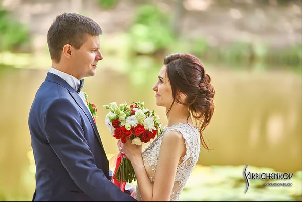 Свадьба на природе возле частного дома с выездной церемонией - фото №45