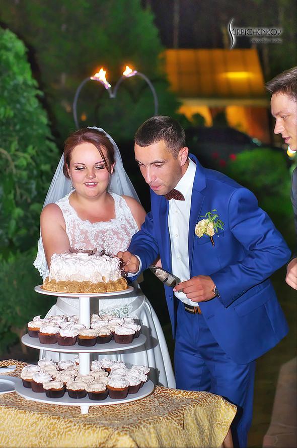 Свадебные фото на Мануфактуре и выездная церемония в ресторане Kidev - фото №92
