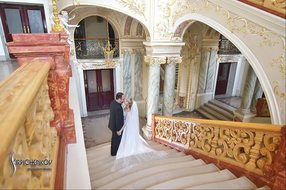 Свадебные фото на море в Одессе, фото в Оперном театре и на маковом поле - фото №77