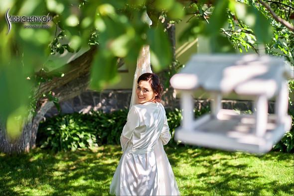 Свадьба на природе возле частного дома с выездной церемонией - фото №4
