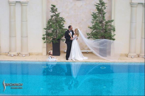 Свадебные фото на море в Одессе, фото в Оперном театре и на маковом поле - фото №48