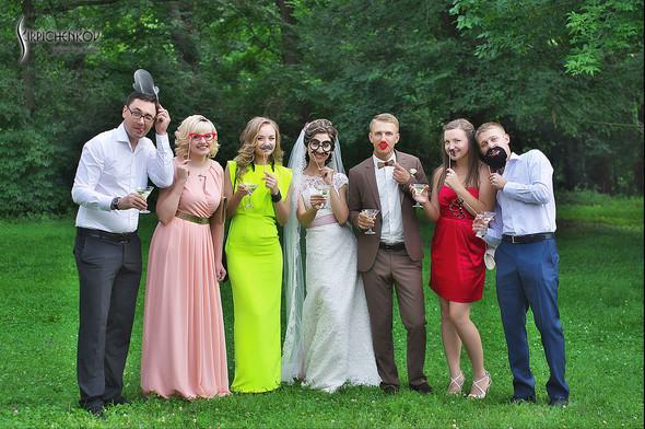 Свадебные фото в яблочном саду, г. Чернигов - фото №68