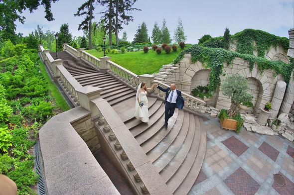 Свадебная фотосьемка в Межигорье - фото №45