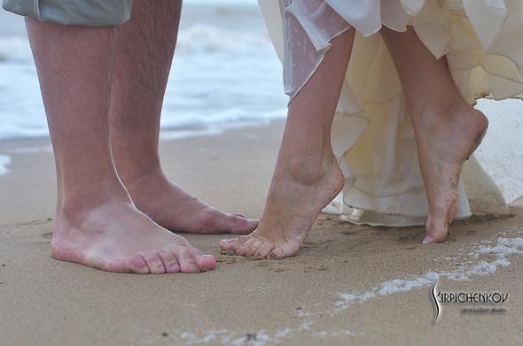 Свадебные фото на море в Одессе, фото в Оперном театре и на маковом поле - фото №66