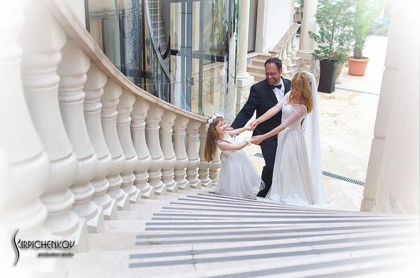 Свадебные фото на море в Одессе, фото в Оперном театре и на маковом поле - фото №55
