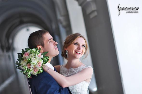Свадебные фото в каньоне Буки и выездная церемония в ресторане Фортеця - фото №27