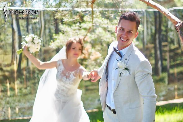 Свадебные фото на территории Соби Клаб, выездная церемония - фото №68