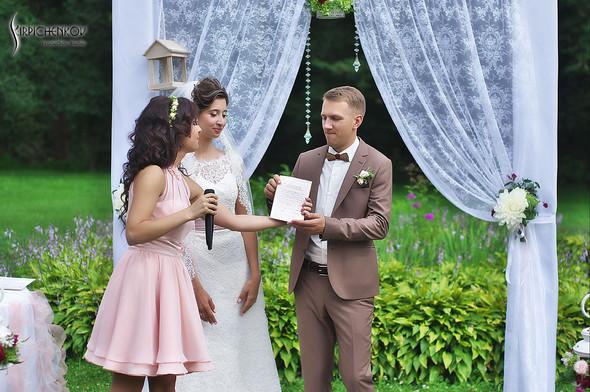 Свадебные фото в яблочном саду, г. Чернигов - фото №62