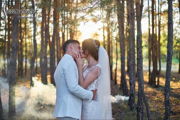 Свадебные фото на территории Соби Клаб, выездная церемония - фото №92
