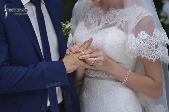Свадебные фото в каньоне Буки и выездная церемония в ресторане Фортеця - фото №82
