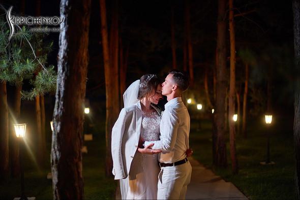 Свадебные фото на территории Соби Клаб, выездная церемония - фото №107