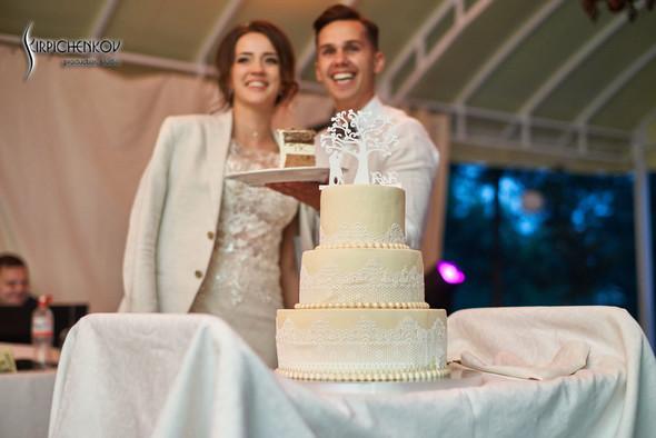 Свадебные фото на территории Соби Клаб, выездная церемония - фото №104