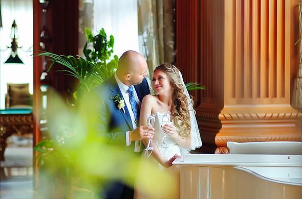 Свадебная фотосьемка в Межигорье - фото №13