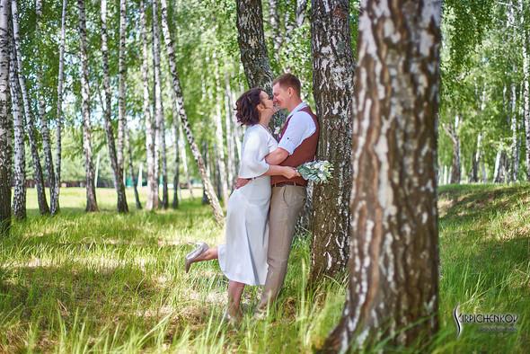 Свадебные фото в Сухолучье, Киевское море и сьемка в поле  - фото №51