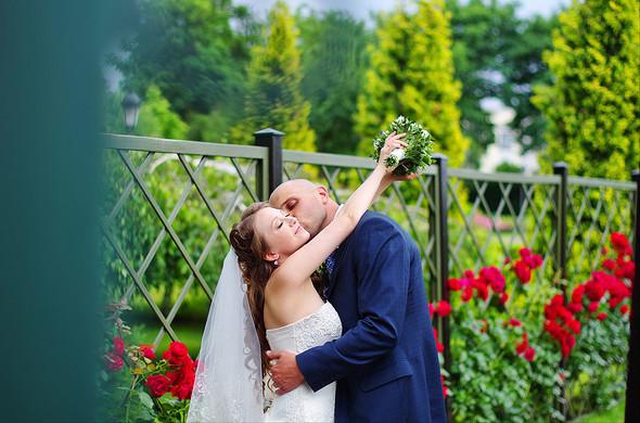Свадебная фотосьемка в Межигорье - фото №32