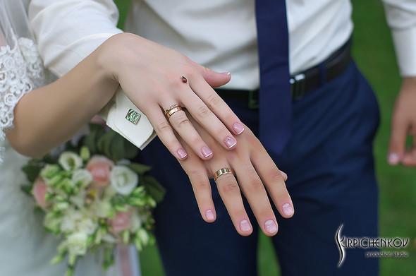 Свадебные фото в каньоне Буки и выездная церемония в ресторане Фортеця - фото №60