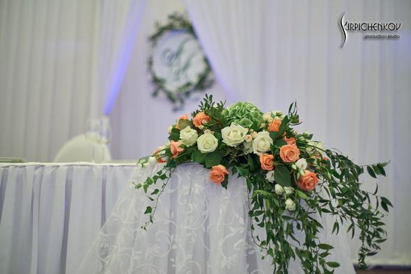 Свадебные фото на территории Соби Клаб, выездная церемония - фото №52