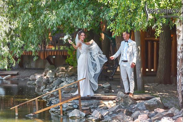 Свадебные фото на территории Соби Клаб, выездная церемония - фото №36