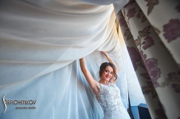 Свадебные фото на территории Соби Клаб, выездная церемония - фото №45